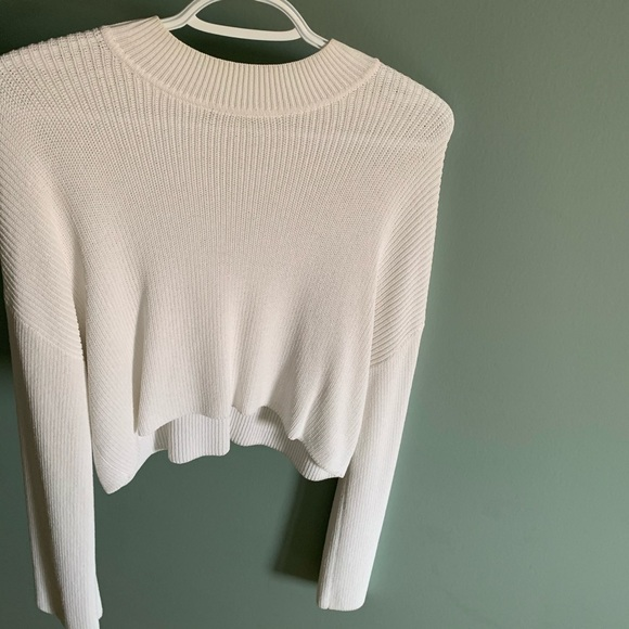 Wilfred White top. Worn once!